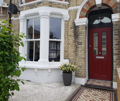 Composite Door & Sash windows South London