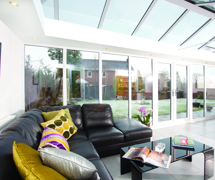Conservatory Installers. South London, Osborn Glass