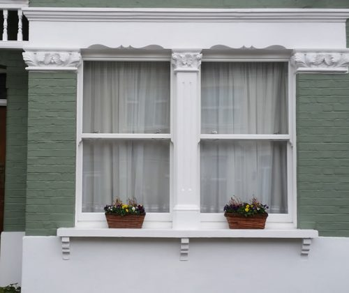 Bay and Bow Windows