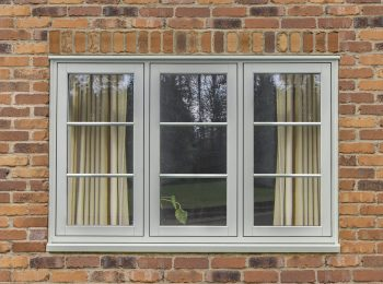UPVc Heritage Flush Casement - Timber alternative