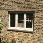 UPVc Heritage Flush Casement window - Welded Corners