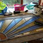 Stained Glass - Drying - Osborn Glass