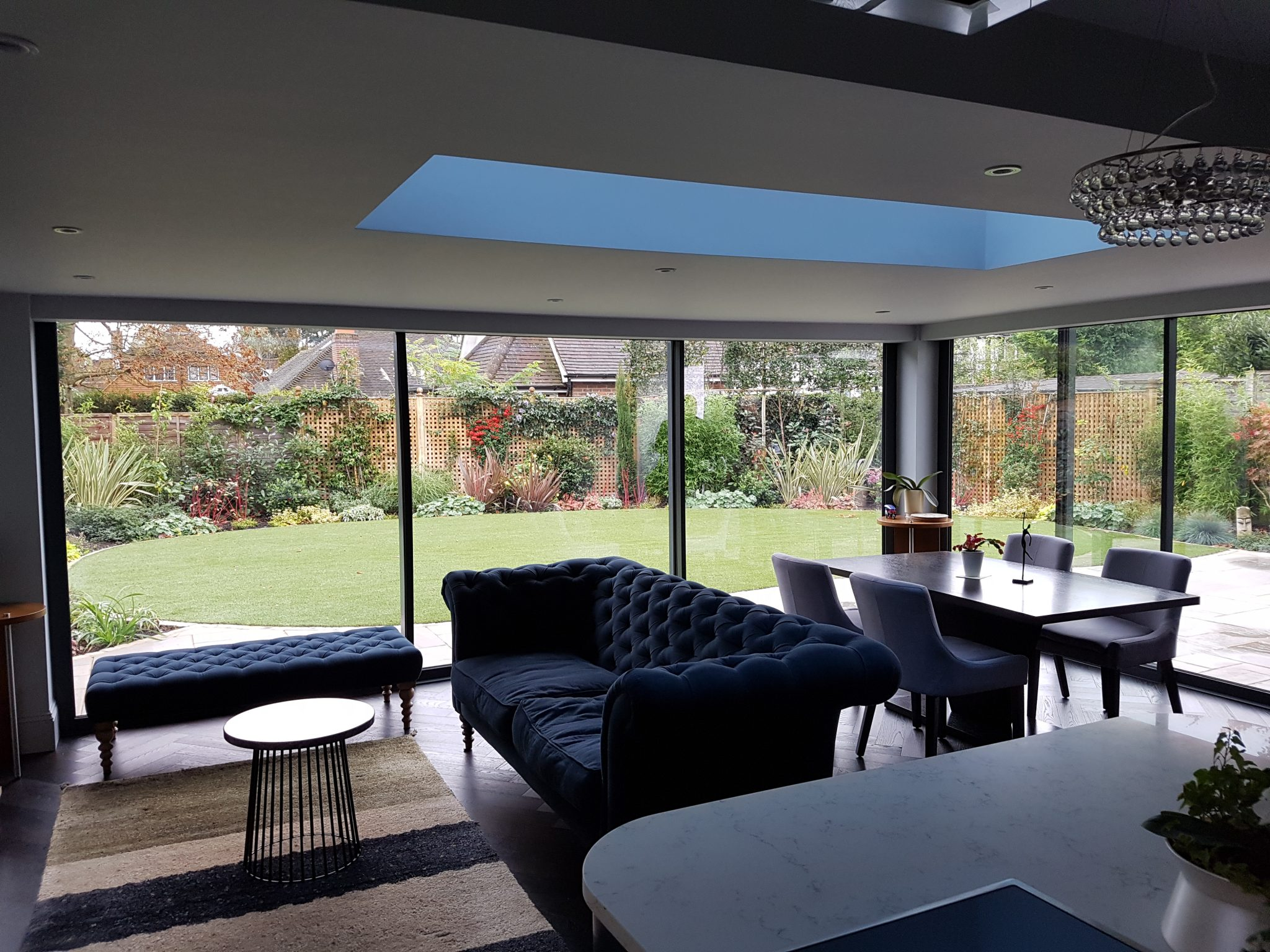 Slim Aluminium Patio Doors Surrey CR8