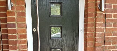 Composite Front & Back Door Suppliers & Installation