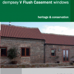Timber heritage flush casement brochure