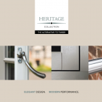 Heritage Collection timber alternative brochure