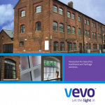 Vevolution aluminium window brochure